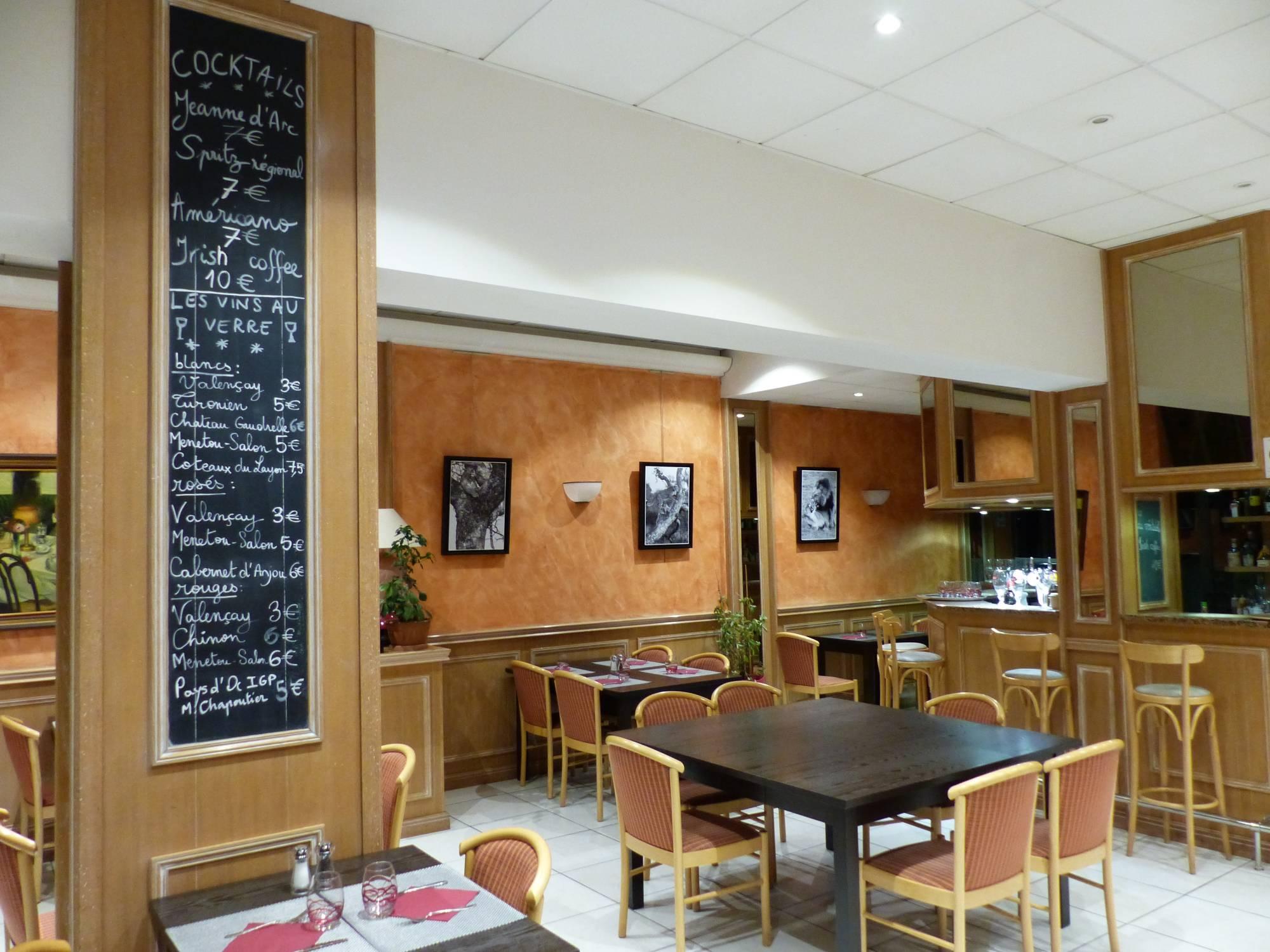 Le lion d 39 or restaurant gastronomique et brasserie for Nom hotel pas cher
